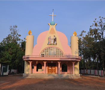 Holy Family Church, Kattappuram